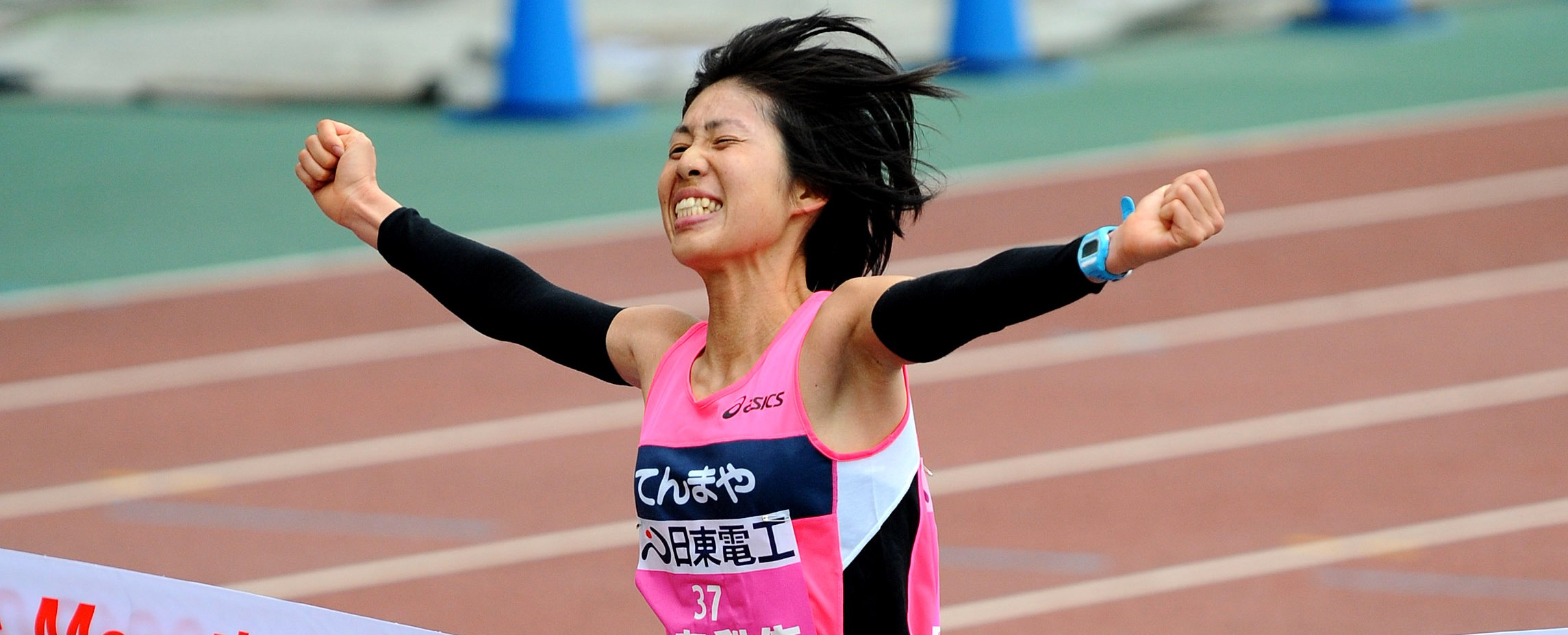 Shigetomo Wins 2012 Osaka Ladies Marathon